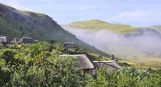 Drakensberg Self Catering Accommodation Giants Castle Camp Giants Castle Game Reserve KwaZulu-Natal
