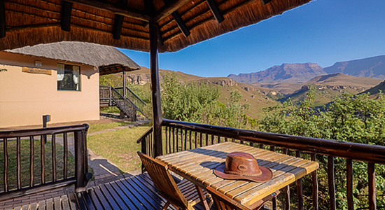 Chalet Drakensberg Self Catering Accommodation Giants Castle Camp Giants Castle Game Reserve KwaZulu-Natal